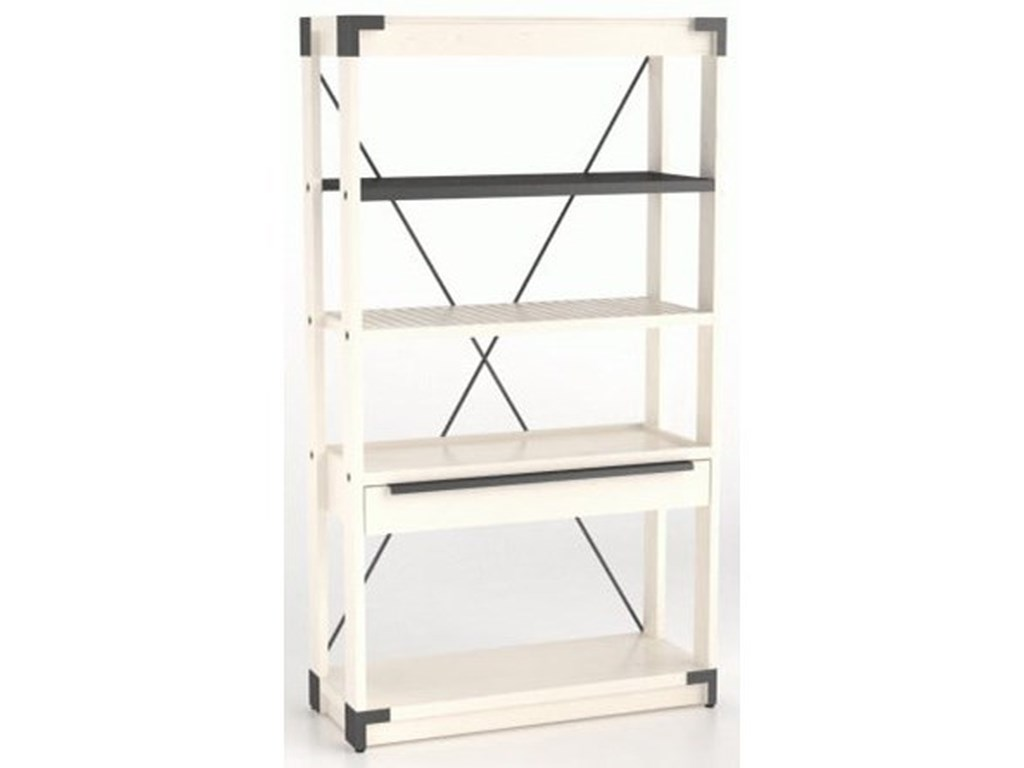 Canadel East SideCustomizable Bookcase