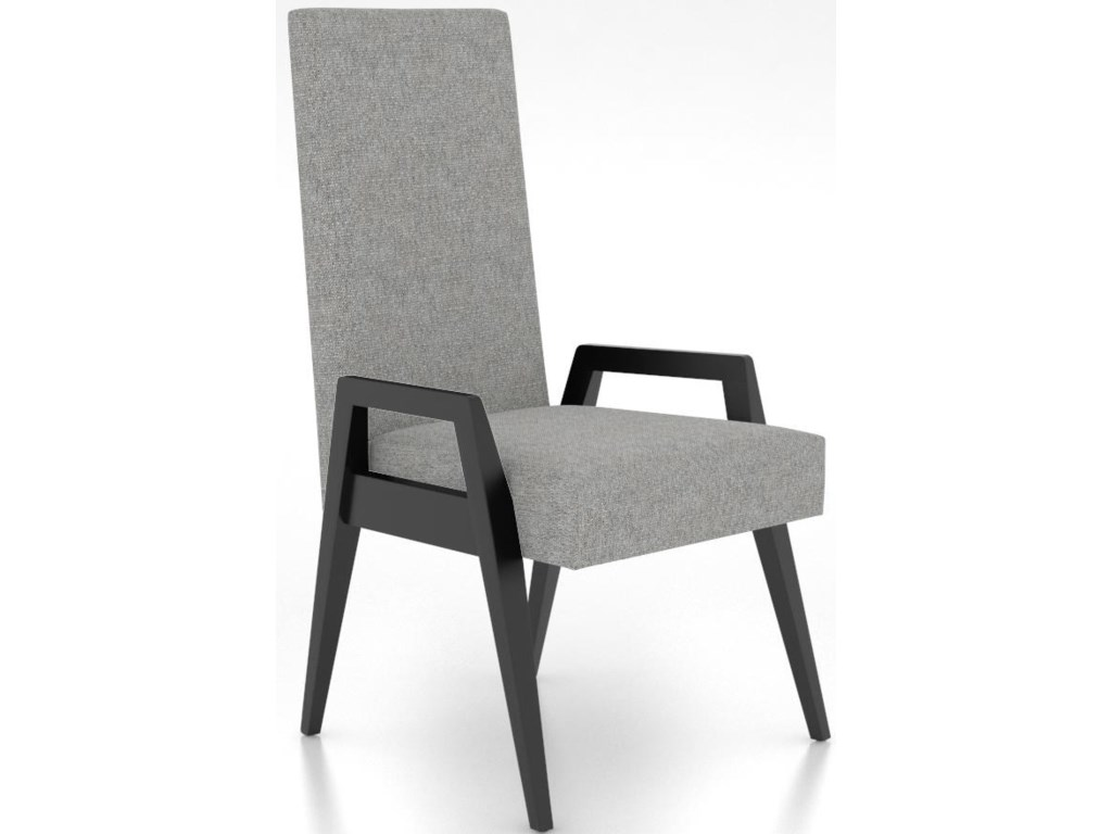 Canadel East SideCustomizable Dining Arm Chair
