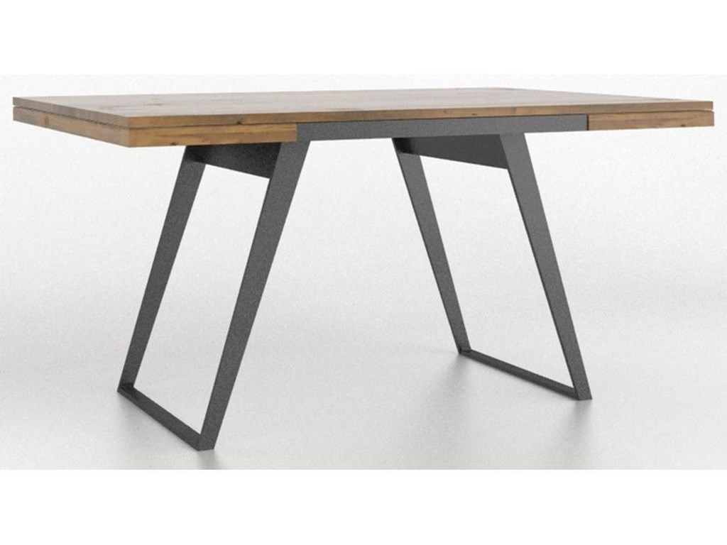 Canadel East SideCustomizable Dining Table with Wood Top