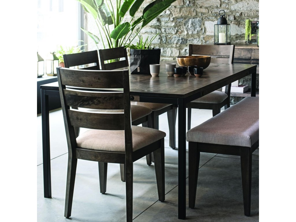 Canadel East SideCustomizable Dining Table