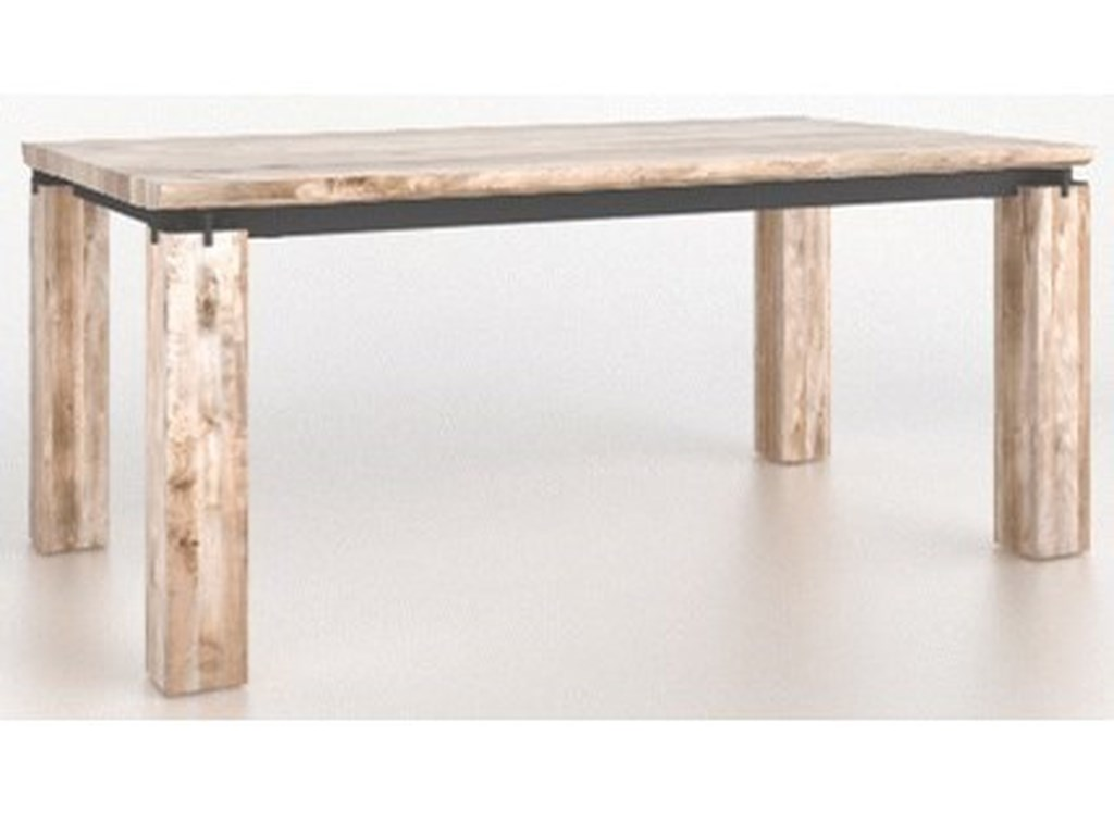 Canadel East SideCustomizable Dining Table Set