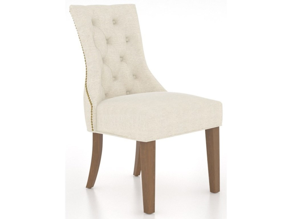 Canadel Farmhouse ChicCustomizable Upholstered Side Chair