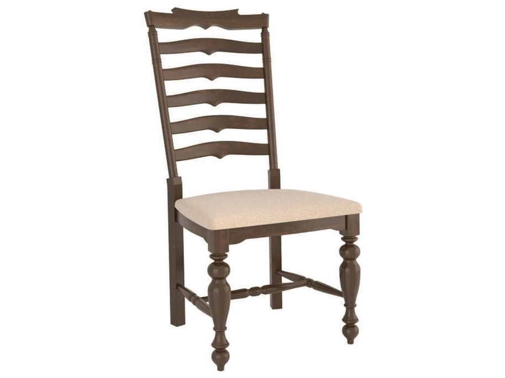 Canadel FarmhouseCustomizable Upholstered Side Chair