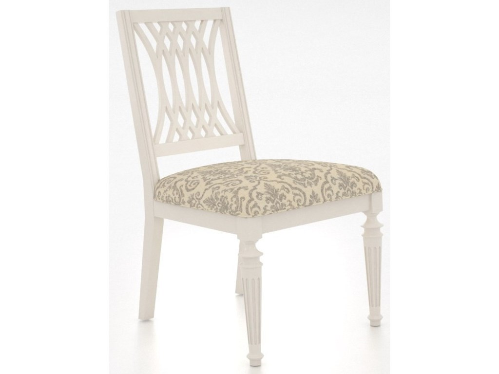 Canadel Farmhouse ChicCustomizable Dining Side Chair