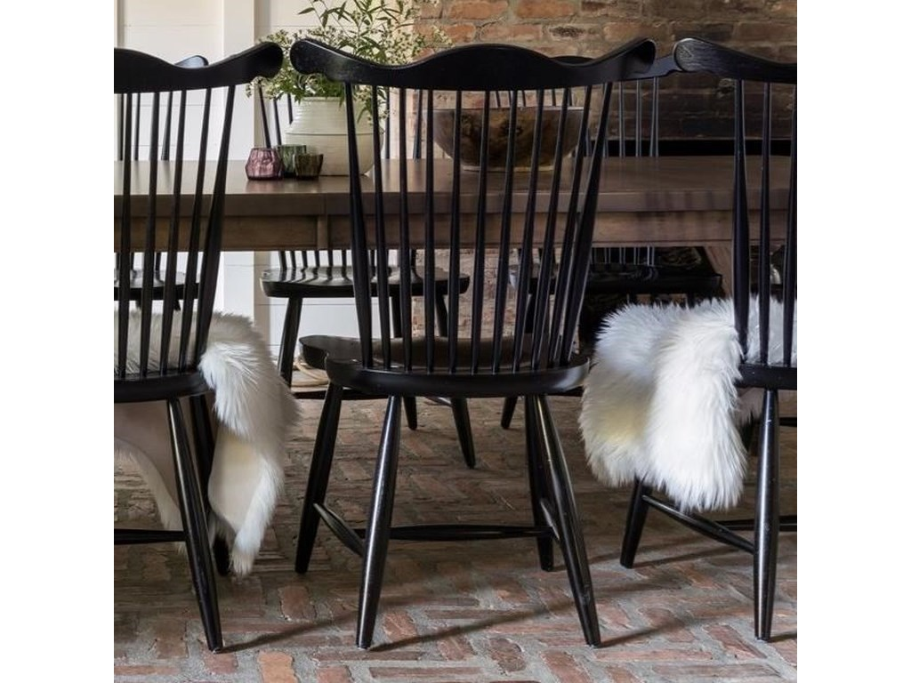 Canadel FarmhouseCustomizable Side Chair