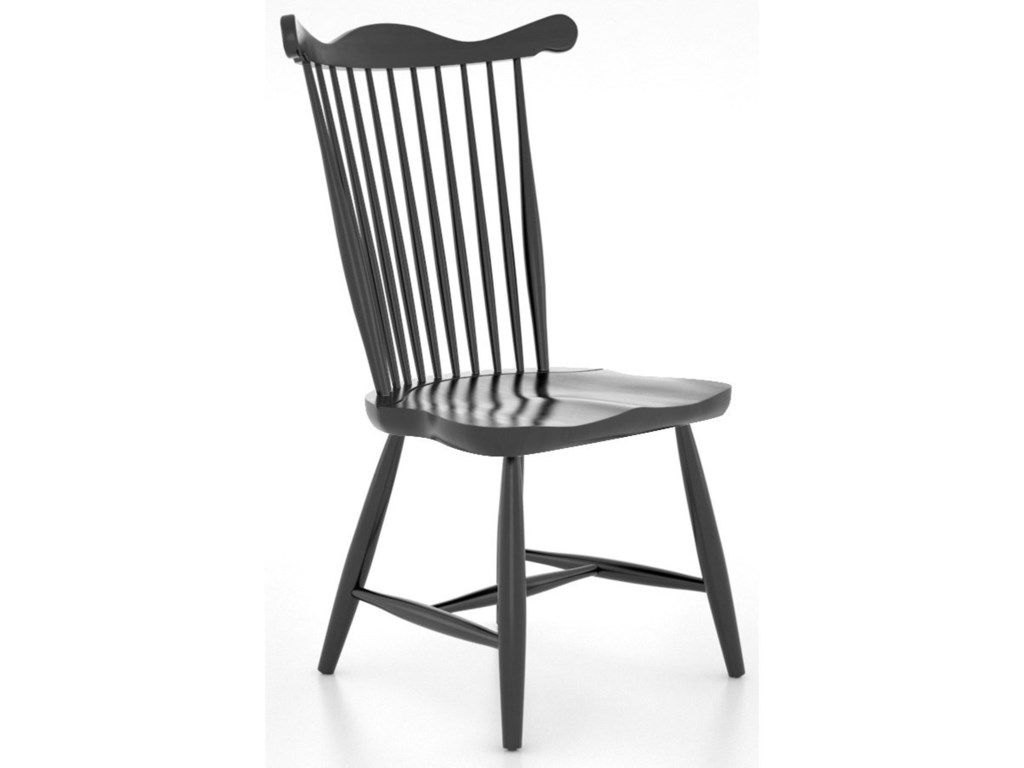 Canadel Farmhouse ChicCustomizable Side Chair