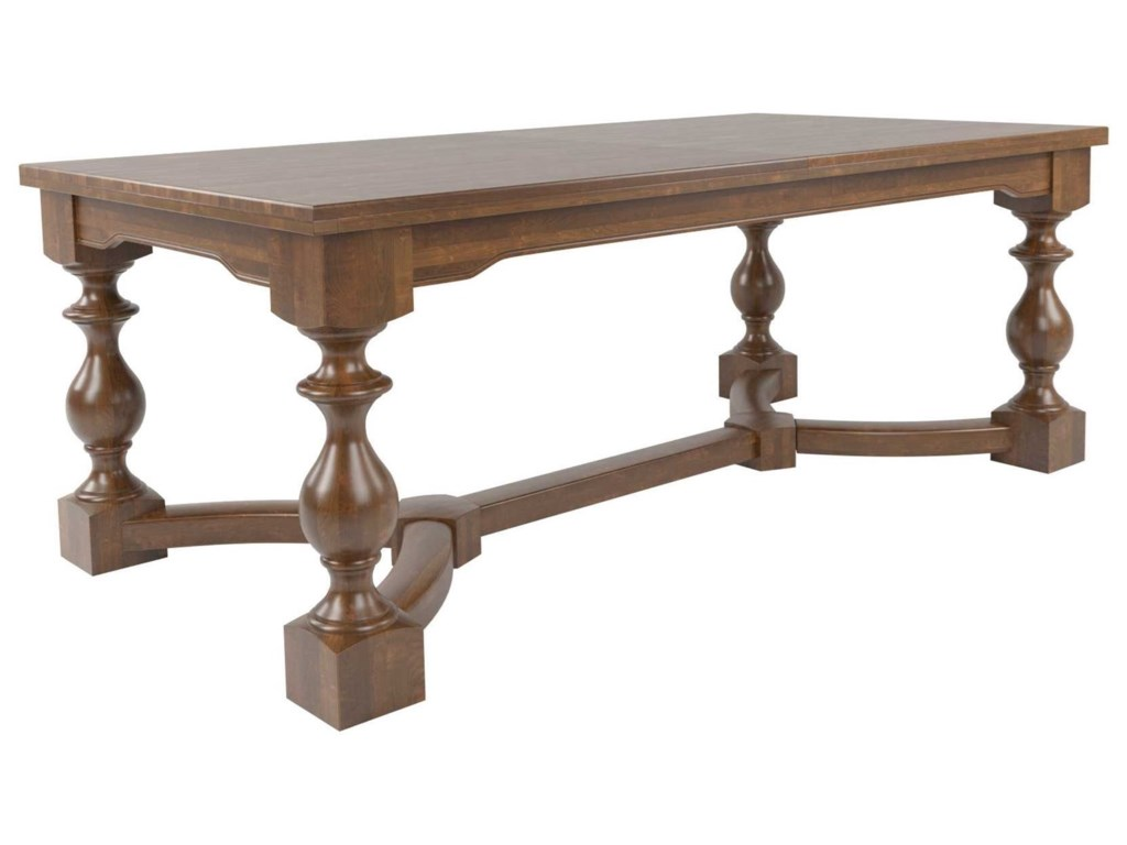Canadel FarmhouseCustomizable Dining Table