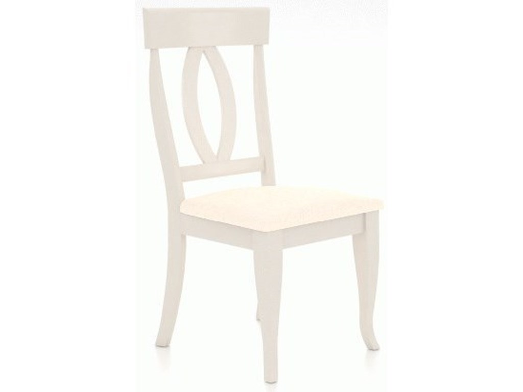Canadel Gourmet - Custom DiningCustomizable Dining Side Chair