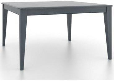 Canadel Gourmet - Custom Dining Customizable Square Table