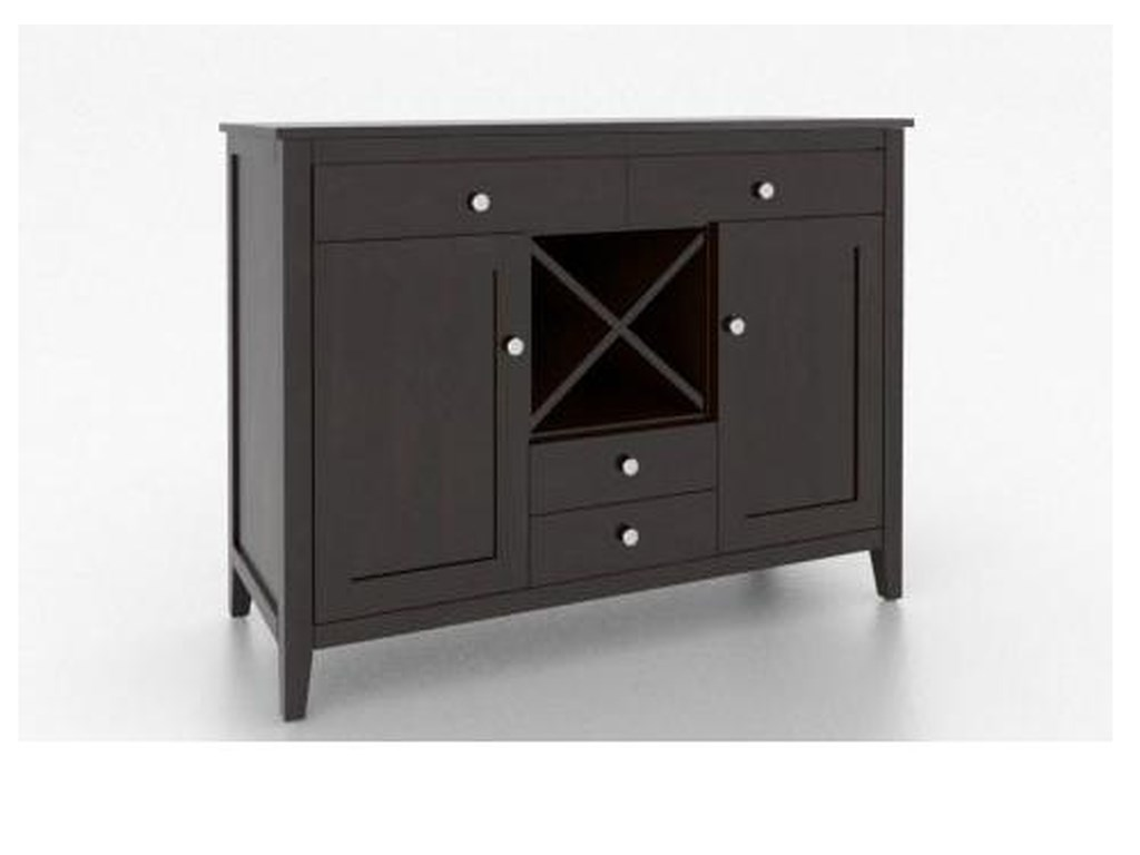 Canadel Gourmet - Custom Dining<b>Customizable</b> Buffet