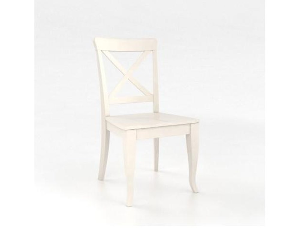 Canadel Gourmet - Custom Dining<b>Customizable</b> Side Chair