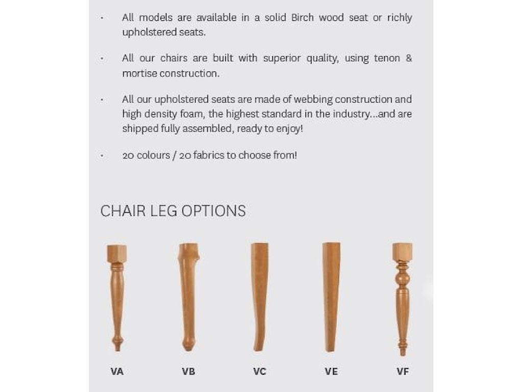 Canadel Gourmet - Custom Dining<b>Customizable</b> Side Chair
