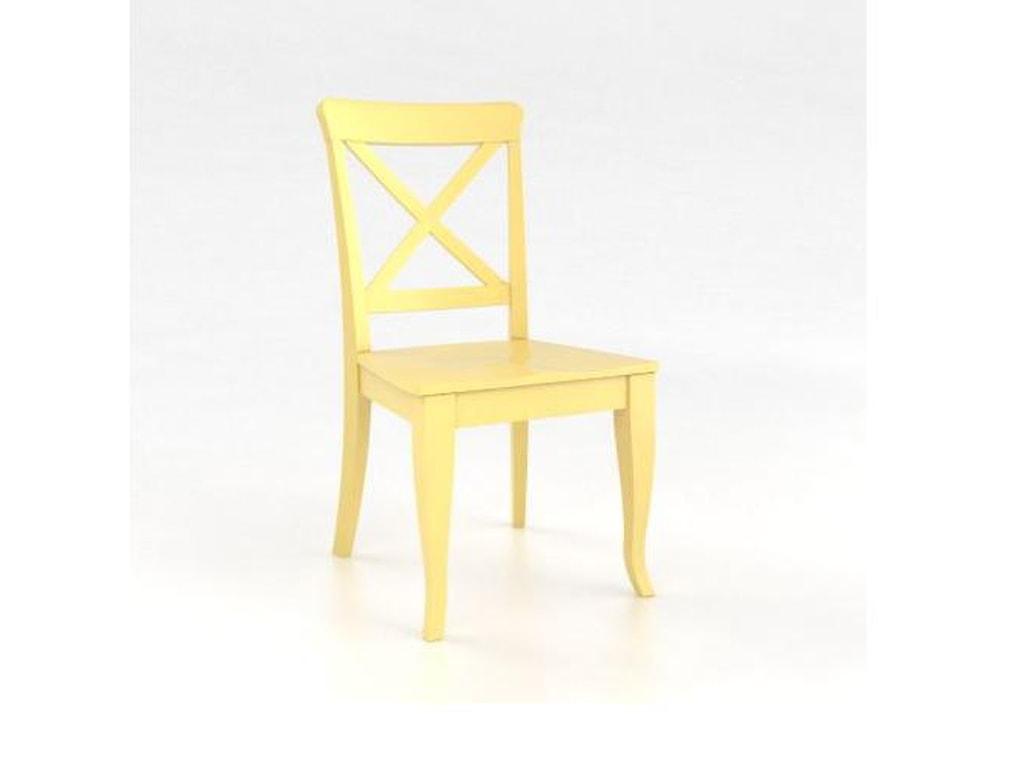 Canadel Gourmet - Custom Dining<b>Customizable</b> Rectangular Table Set