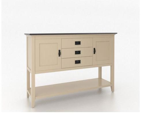 Canadel Gourmet - Custom Dining<b>Customizable</b> Sideboard