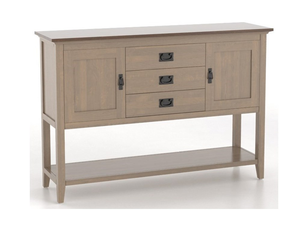 Canadel GourmetCustomizable Sideboard
