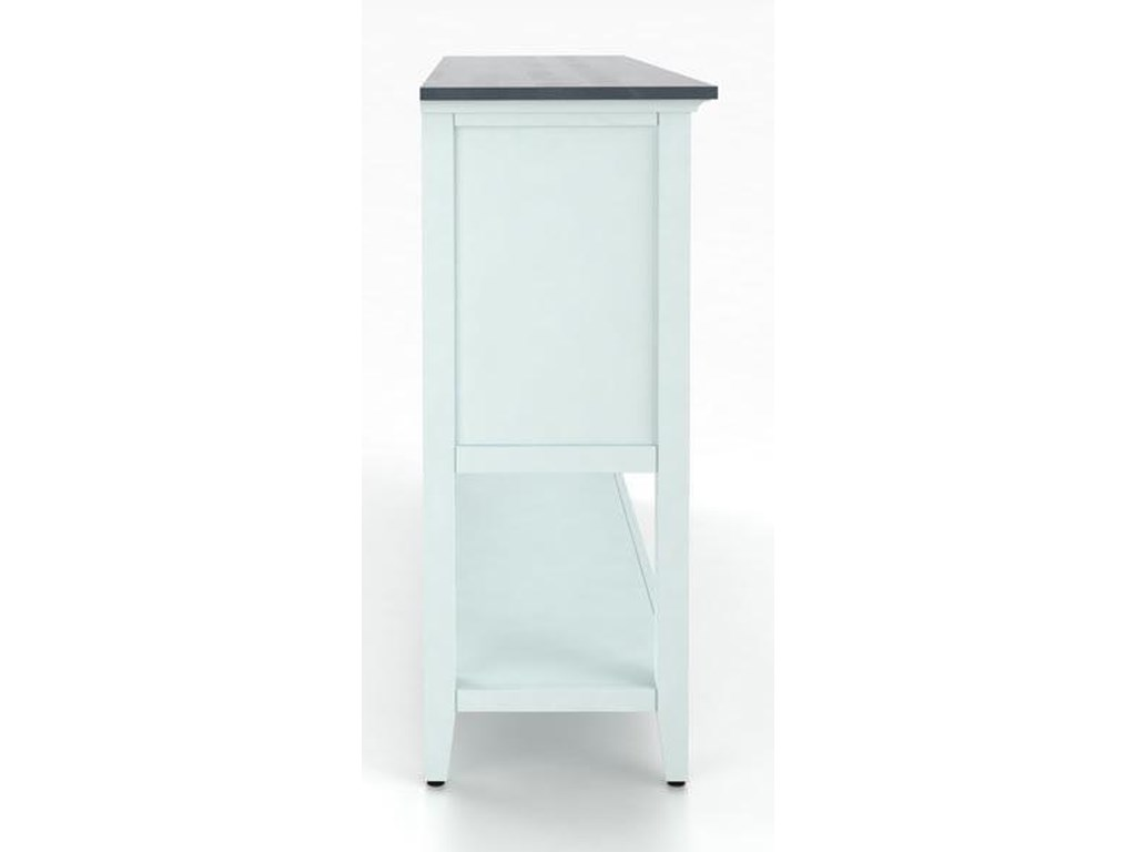 Canadel Gourmet<b>Customizable</b> Sideboard