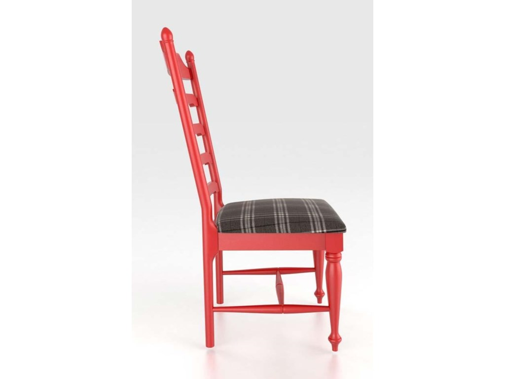 Canadel Gourmet<b>Customizable</b> Upholstered Side Chair