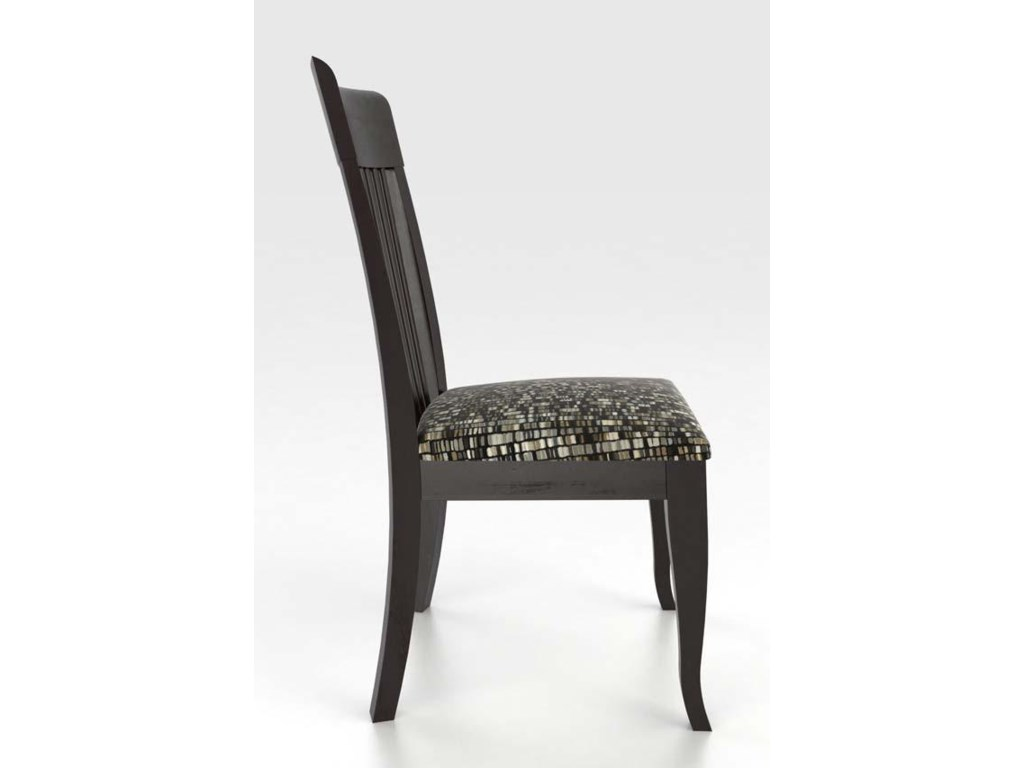Canadel Gourmet<b>Customizable</b> Side Chair