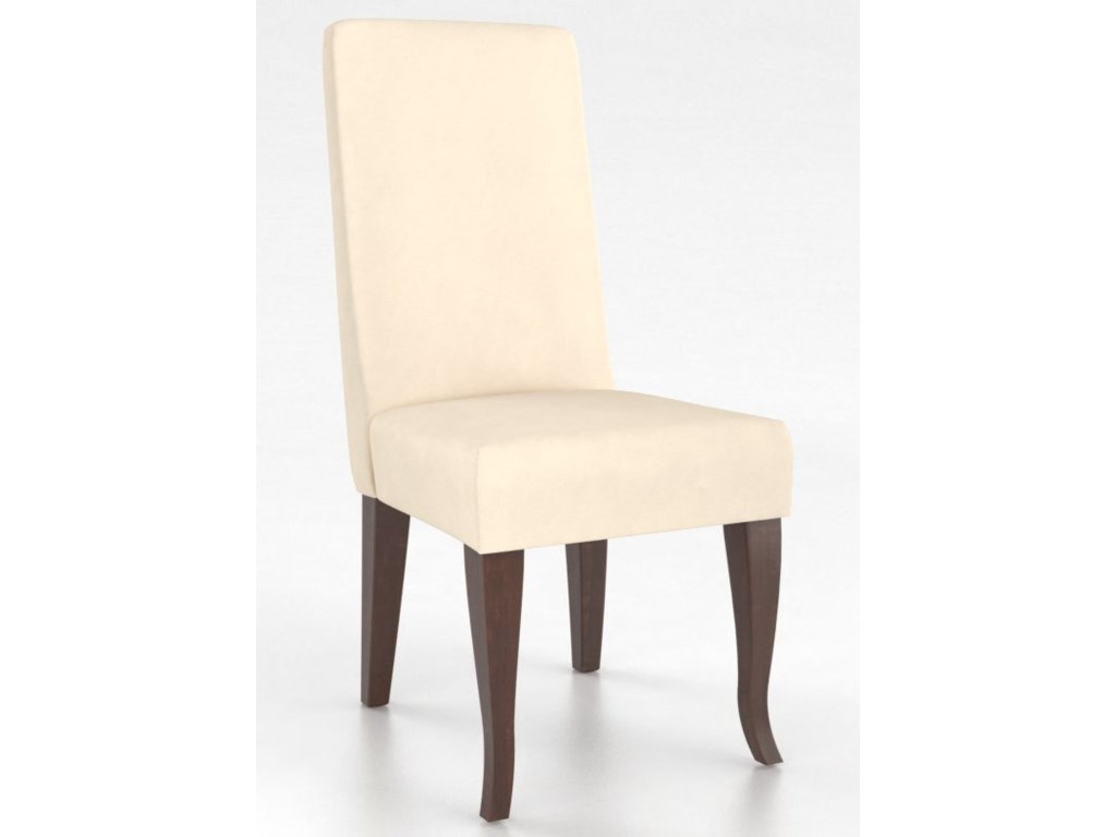 Canadel GourmetCustomizable Petite Upholstered Side Chair