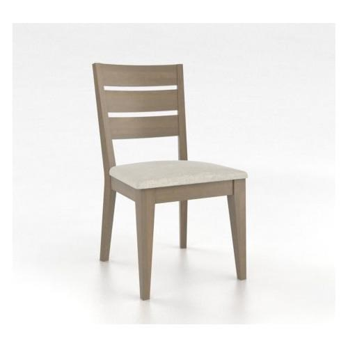 Canadel GourmetGrey Washed Side Chair