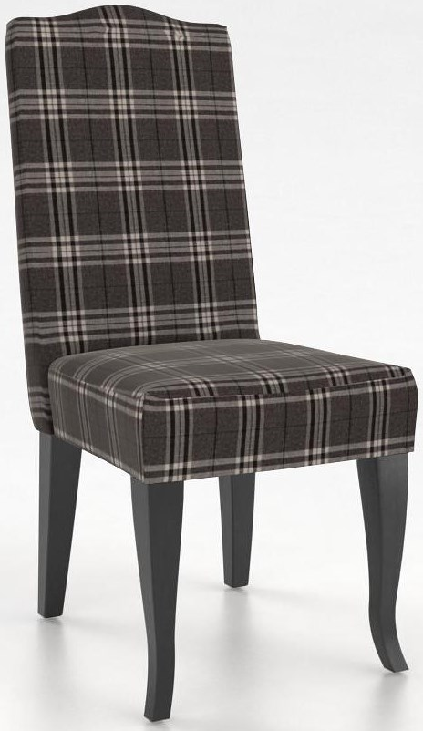 Canadel Gourmet Customizable Petite Upholstered Side Chair