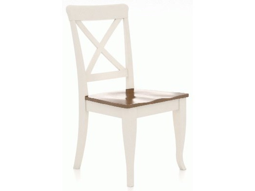 Canadel GourmetCustomizable Side Chair