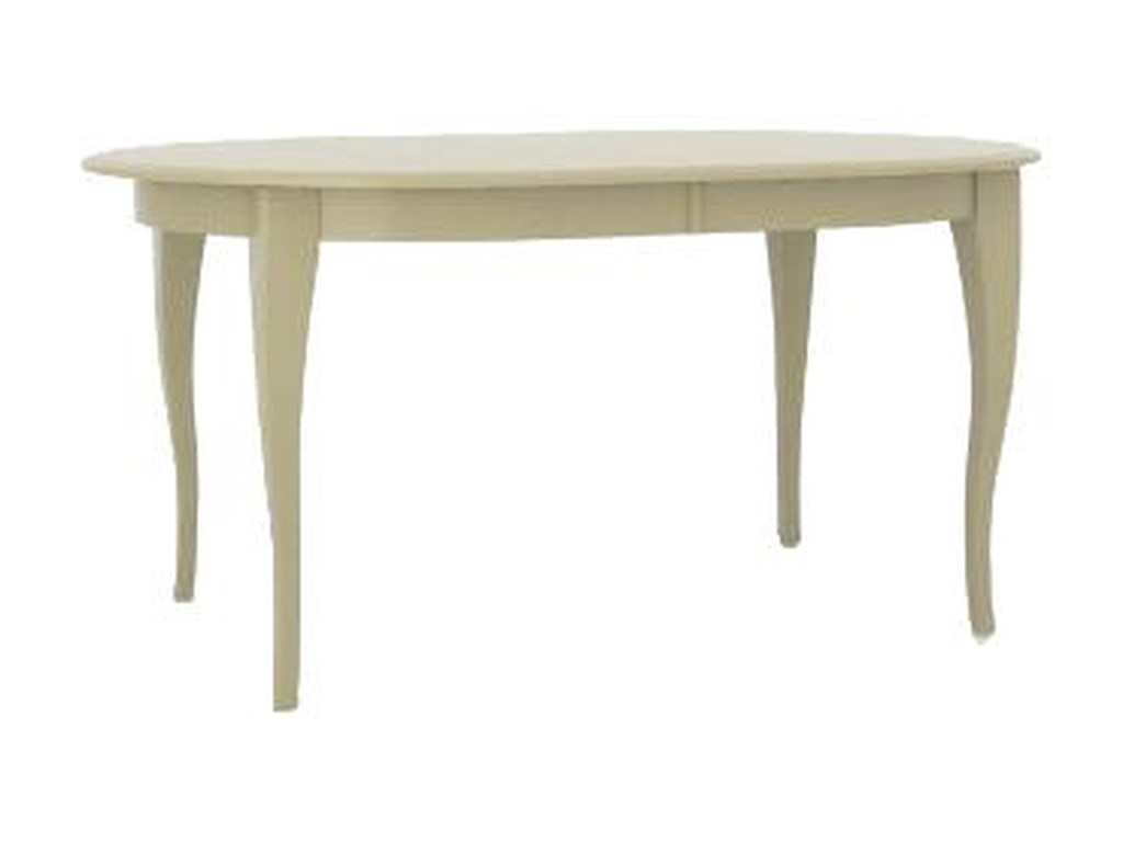 Canadel Gourmet<b>Customizable</b> Oval Table with Legs
