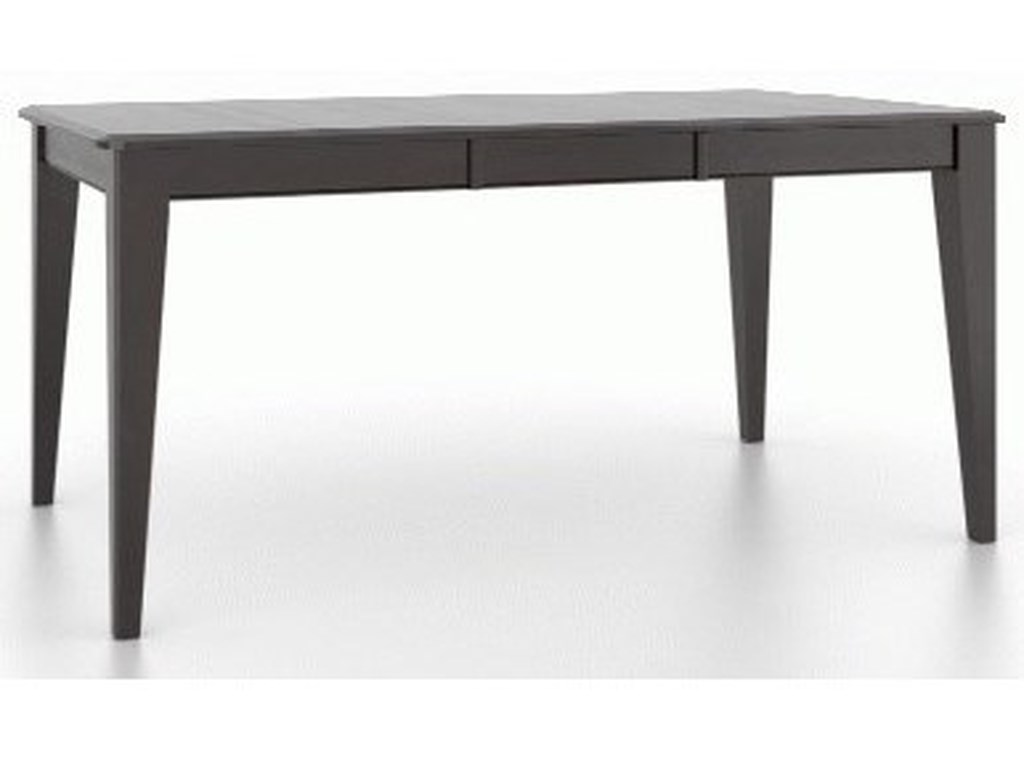 Canadel GourmetCustomizable Dining Table