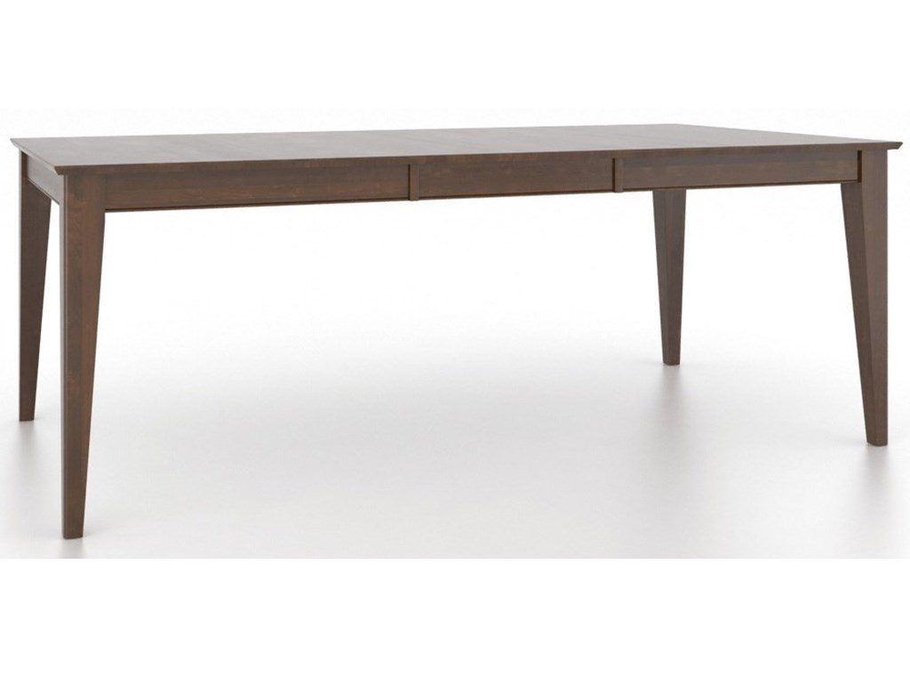 Canadel GourmetCustomizable Rectangular Dining Table
