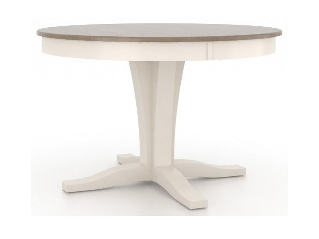 Canadel GourmetCustomizable Round Dining Table