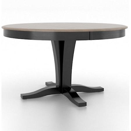 Customizable Round Table