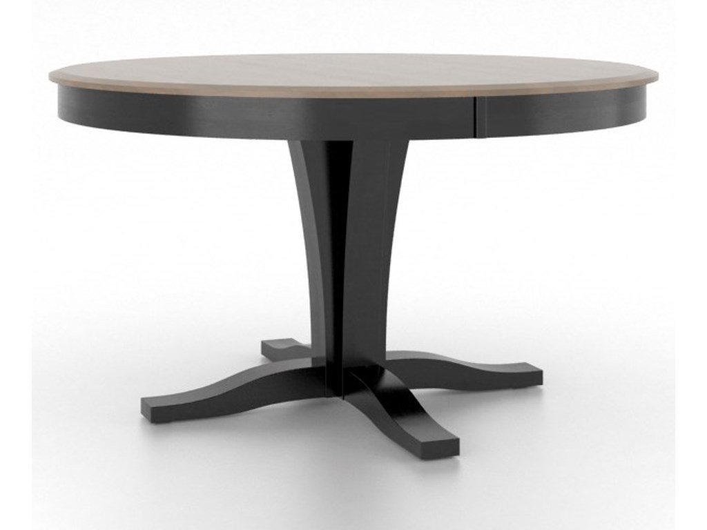Canadel GourmetCustomizable Round Table