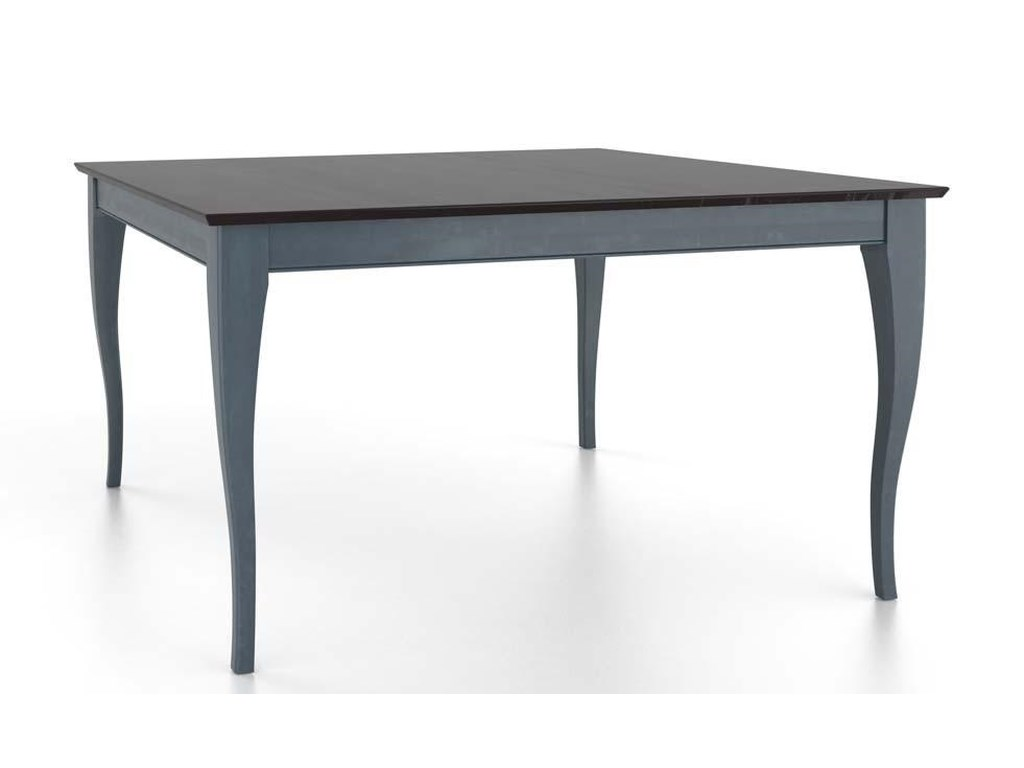 Canadel Gourmet<b>Customizable</b> Square Table