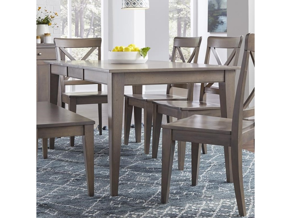 Canadel Gourmetdining Table