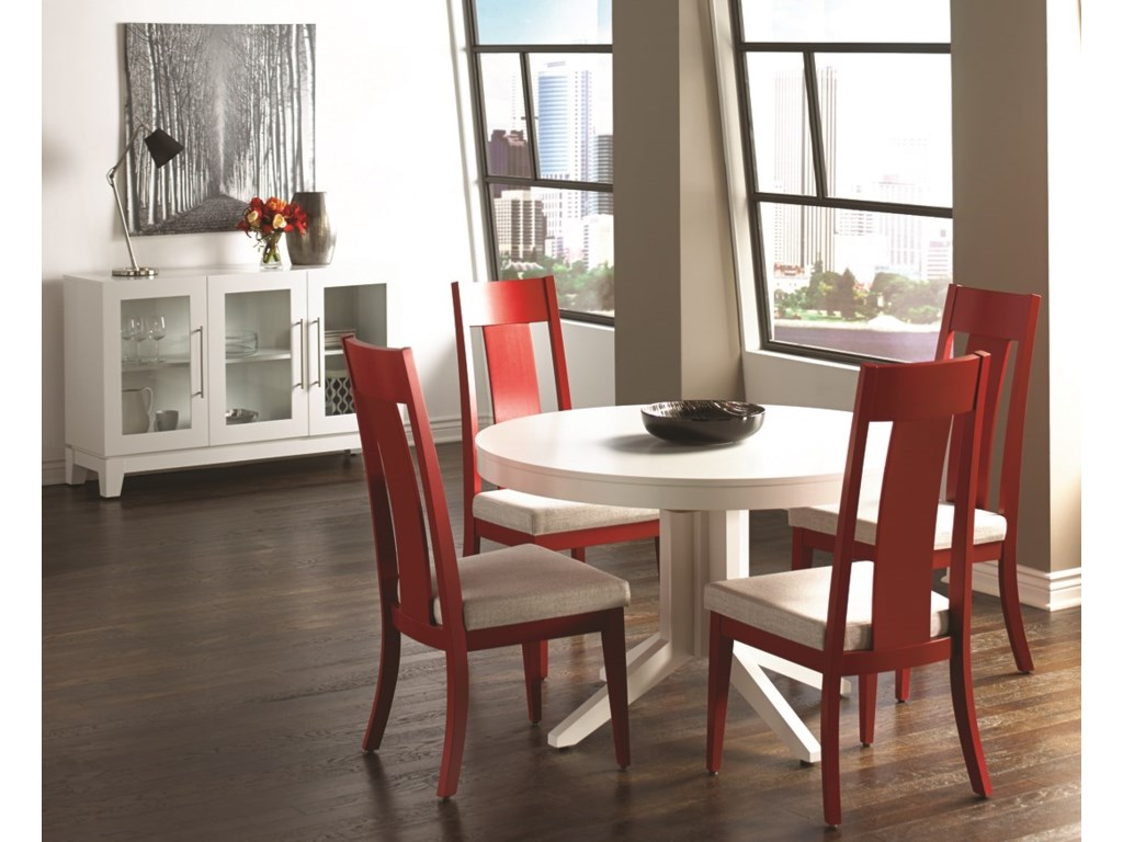 Canadel Custom DiningCustomizable Round Table