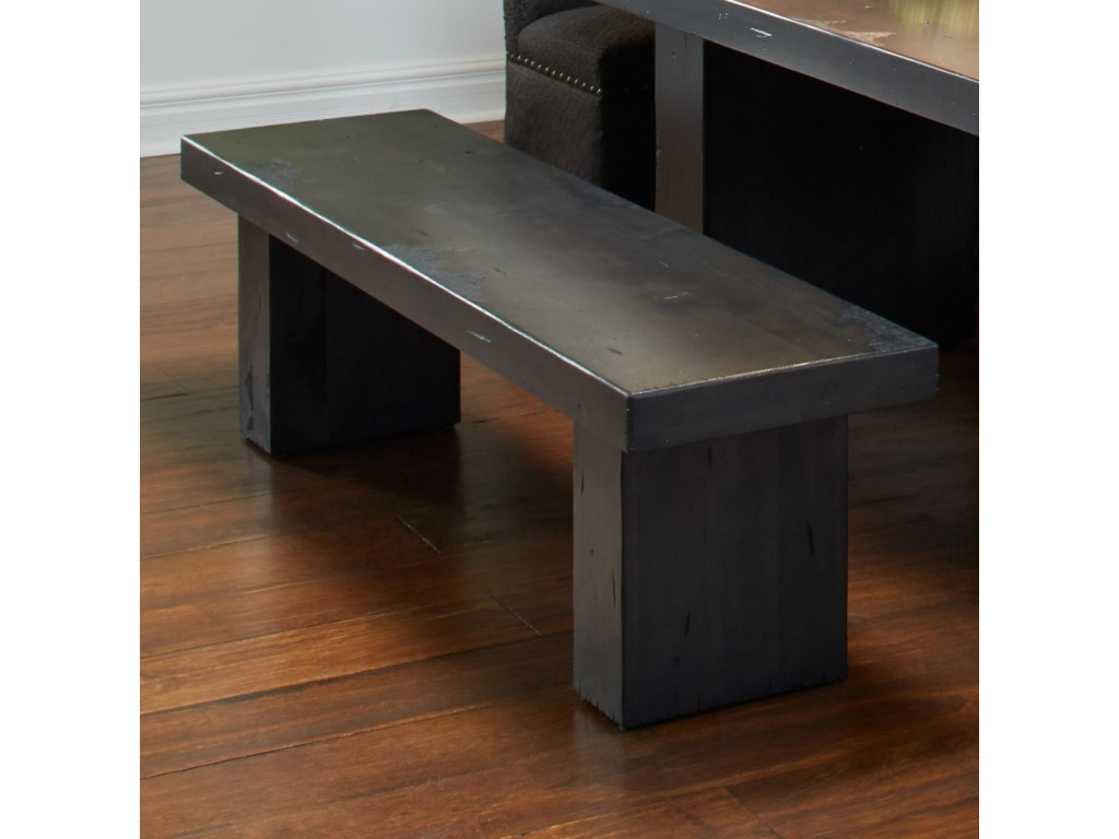 Canadel Loft - Custom Dining<b>Customizable</b> Bench