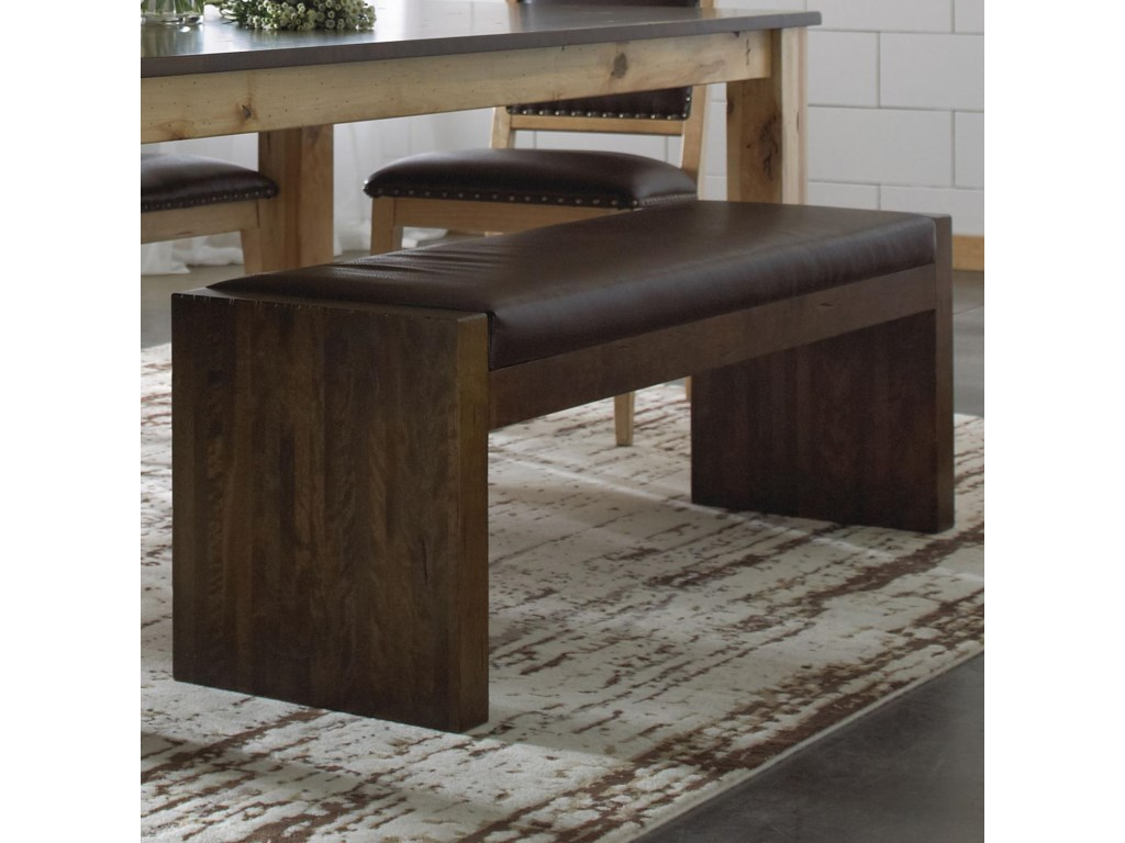 Canadel Loft - Custom Dining<b>Customizable</b> Upholstered Bench
