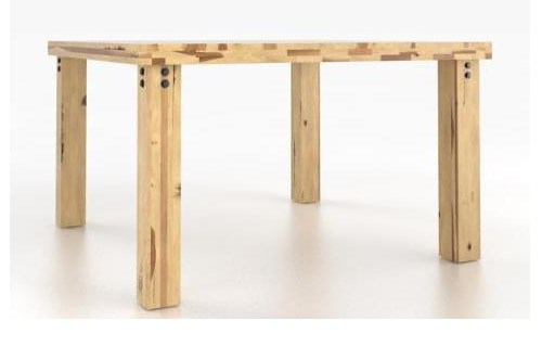 Canadel Loft - Custom Dining<b>Customizable</b> Square Counter Table Set