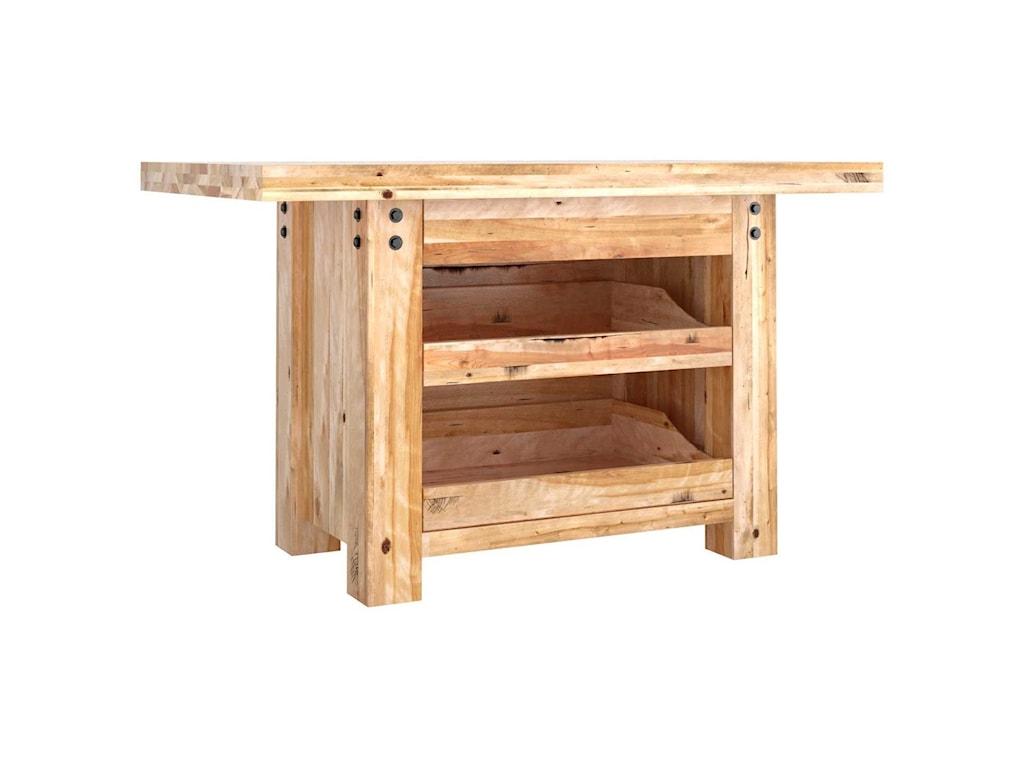 Canadel Loft - Custom DiningCustomizable Island Table