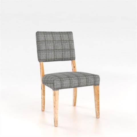 Canadel Loft - Custom Dining<b>Customizable</b> Upholstered Side Chair