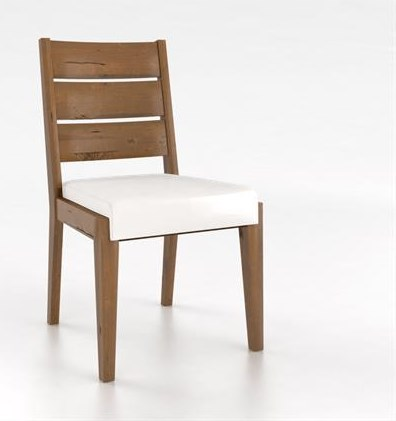 Canadel Loft - Custom DiningCustomizable Upholstered Side Chair