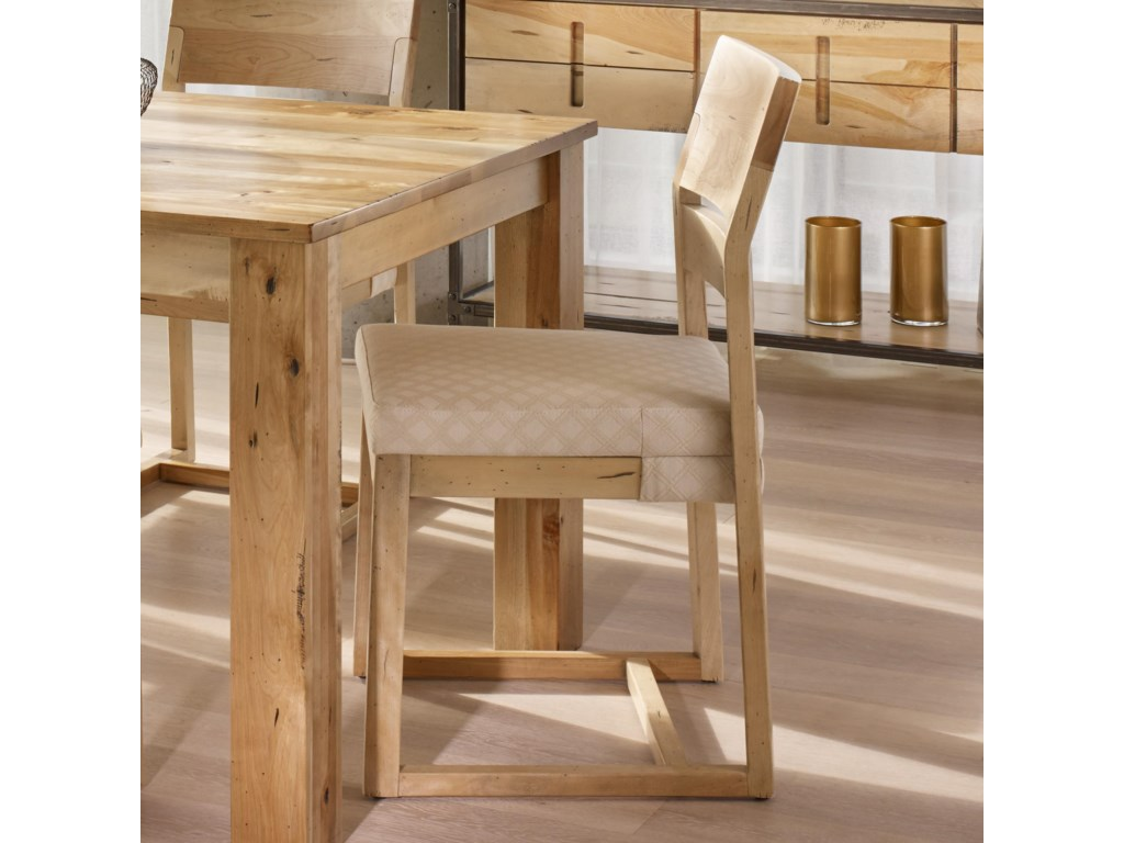 Canadel Loft - Custom Dining<b>Customizable</b> Side Chair