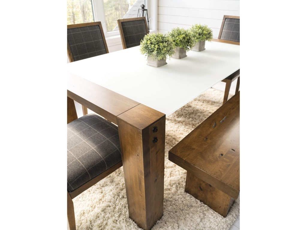 Canadel Loft - Custom DiningCustomizable Dining Table