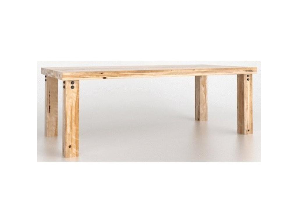 Canadel Loft - Custom DiningCustomizable Dining Table