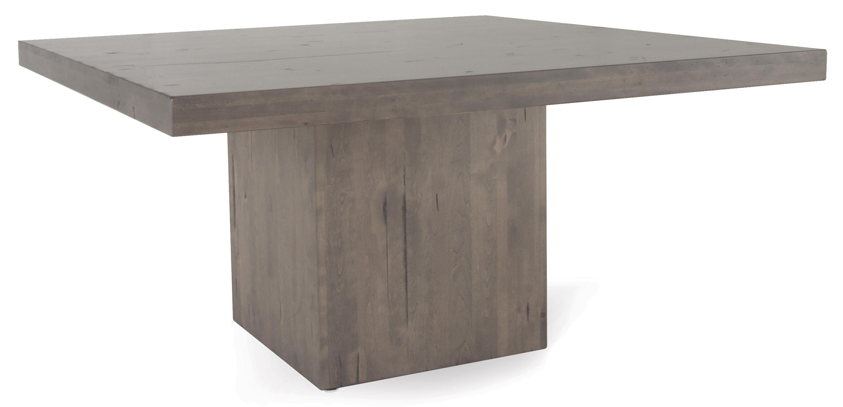 Canadel Loft   Custom Diningu003cbu003eCustomizableu003c/bu003e Square Table ...