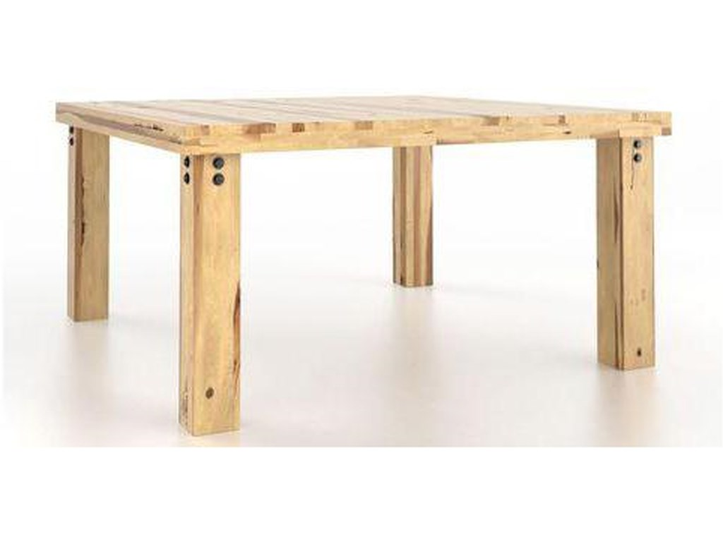 Canadel Loft - Custom Dining<b>Customizable</b> Square Table Set