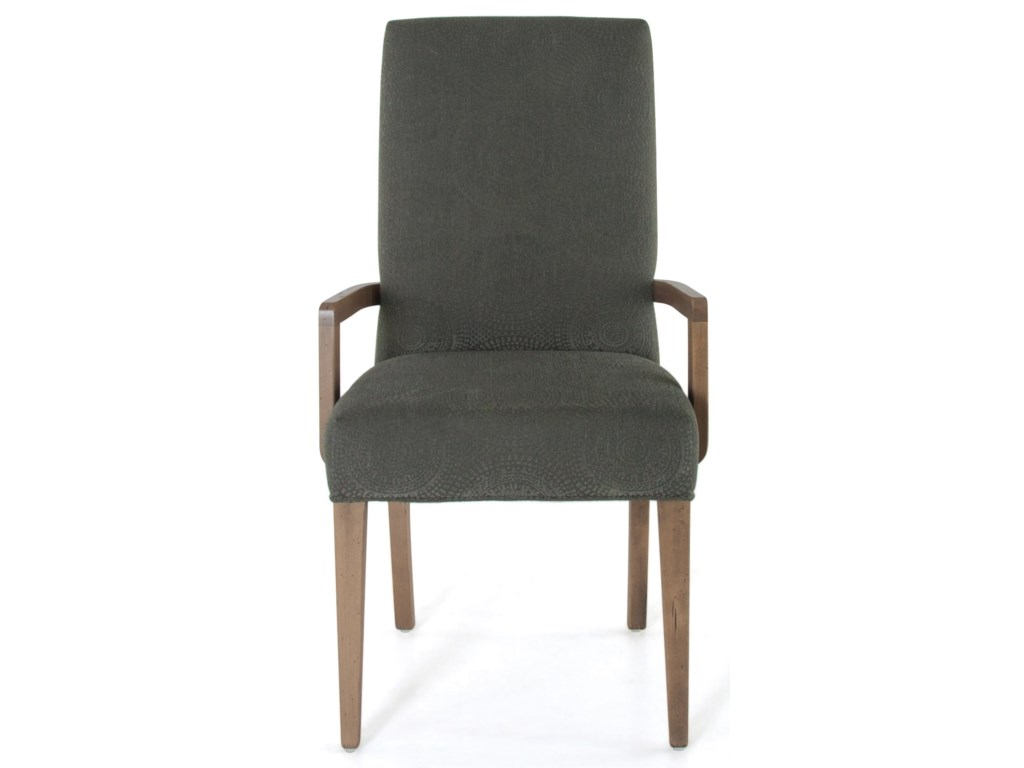 Canadel Loft - Custom Dining<b>Customizable</b> Upholstered Side Chair