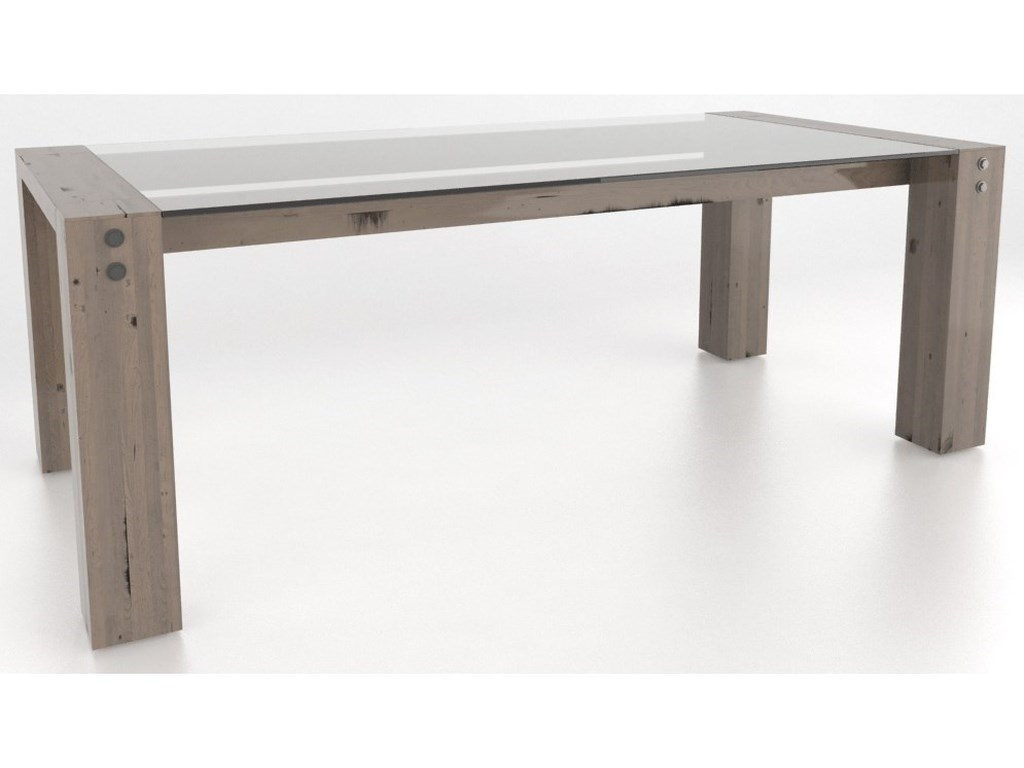 Canadel LoftCustomizable Dining Table