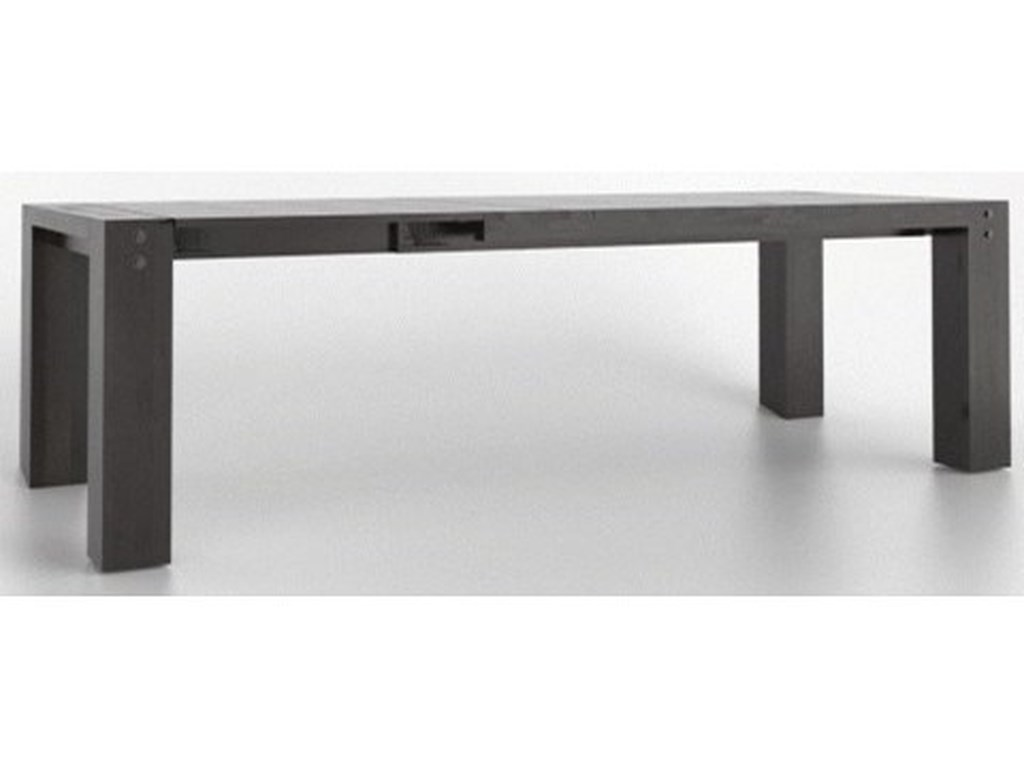 Canadel LoftCustomizable Rectangular Dining Table