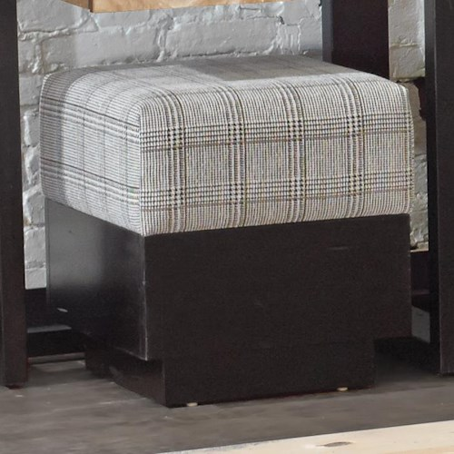 Canadel Loft - Living Customizable Square Ottoman